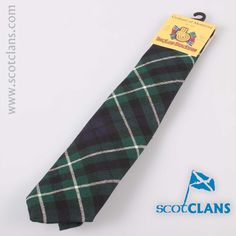 Graham Modern Tartan Tie. Free worldwide shipping available.