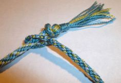 Kumihimo Tips & Hints – What a Braid - looped end finish tutorial