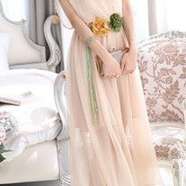 Item: 939#   Style: sweet  Form: single  Sleeve: sleeveless  Collar: collar  Content: 71% (inclusive) (including -80%)  Year: 2015 summer season  Color: Pink Beige  Size: S M L XL
