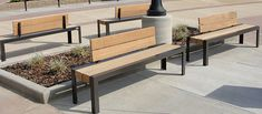 Maglin - MLB1050-W Benches