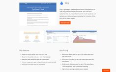 Zapier 25 Top drip email apps review