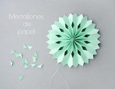 Decorar con papel