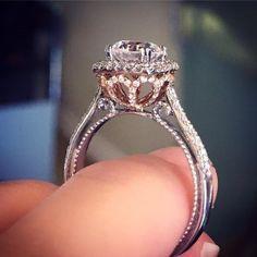 Perfection- Diamond Ring Verragio!