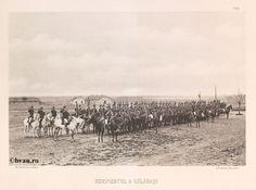 """Regimentul 9 Călăraşi, 1902, Romania. Ilustrație din colecțiile Bibliotecii Județene """"V.A. Urechia"""" Galați. http://stone.bvau.ro:8282/greenstone/cgi-bin/library.cgi?e=d-01000-00---off-0fotograf--00-1----0-10-0---0---0direct-10---4-------0-1l--11-en-50---20-about---00-3-1-00-0-0-11-1-0utfZz-8-00&a=d&c=fotograf&cl=CL1.41&d=J226_697980"""