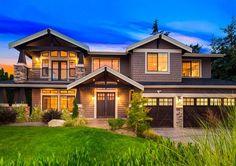 Exquisite Craftsman House Plan - 23659JD | Architectural Designs - House Plans