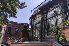 Bosques de Palermo / Jardim Botânico - Buenos Aires