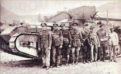 """Whippet"" Mark A medium tank"