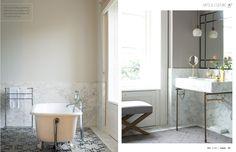 floor tiles & marble