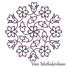 32 Ideas Flowers Drawing Tattoo Embroidery Designs For 2019 Indian Rangoli Designs, Rangoli Designs Flower, Rangoli Border Designs, Small Rangoli Design, Rangoli Patterns, Rangoli Ideas, Rangoli Designs Images, Rangoli Designs With Dots, Flower Rangoli