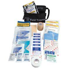 Adventure Medical Tactical Field Trauma Kit w/QuikClot®