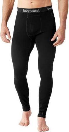 Smartwool Men's Merino 150 Long Underwear Bottoms Black XXL
