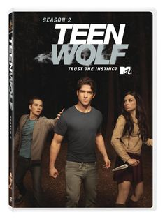 Have you gotten season two of Teen Wolf on DVD yet?