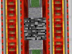 Minecraft Monday Treinrails met pilaren en wissels http://proevenengeloven.blogspot.nl/2016/04/minecraft-monday-treinrails-met-pilaren.html