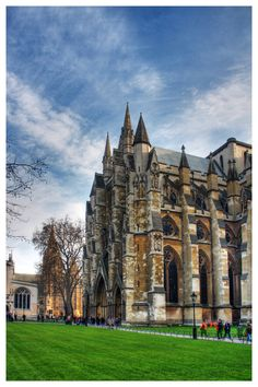 Westminister Abbey. England.