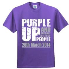 Purple Day T-Shirt