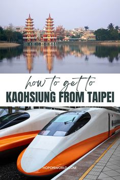 How to Get From Taipei to Kaohsiung (A Detailed 2021 Guide) - Hoponworld Taiwan Itinerary, First Bus, Harbor City, The Second City, Taiwan Travel, Bus Tickets, Bus Ride