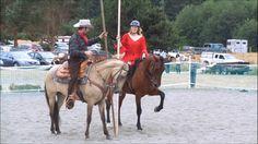 Garrocha - A Spanish Horse Dance