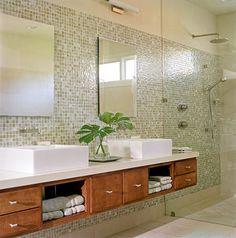 Spa bathroom idea