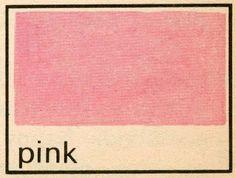vintage flash card via design love fest