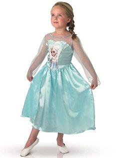 Disney Frozen ELSA Fancy Dress Costume **AUSTRALIAN SELLER** Direct from the UK!