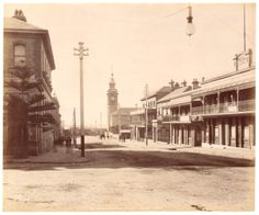 Pic 188    Watt Street, Newcastle