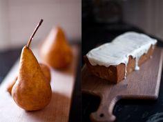 banana bread + pear bread [one recipe, two flavors] | Zoe Bakes