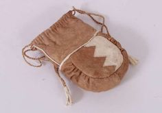 Sami purse Lappland, Leather Craft, Pouches, Vikings, Burlap, Folk, Reusable Tote Bags, Crafts, Inspiration