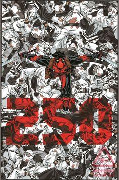 Marvel anuncia la muerte de Masacre  #comic #deadpool follow @pyra2elcapo