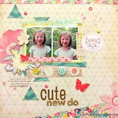Cute New Do - Scrapbook.com