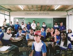 classroom portraits julian germain