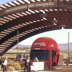 """We have arrived to the """"magico"""" #Mugello Circuit for the #ItalianGP #MotoGP www.absolute360.co.uk"""