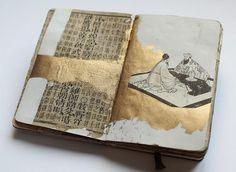Chinese Moleskine by Juan Rayos
