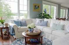 5 ways to spruce up your living room