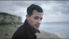 Richard Armitage. Screencap from Audible video - 'Their Lost Daughters'