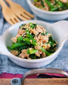 旨味&栄養満点♪『ほうれん草とツナのコクうま♡ごま味噌あえ』 by Yuu 「写真がきれい」×「つくりやすい」×「美味しい」お料理と出会えるレシピサイト「Nadia | ナディア」プロの料理を無料で検索。実用的な節約簡単レシピからおもてなしレシピまで。有名レシピブロガーの料理動画も満載!お気に入りのレシピが保存できるSNS。