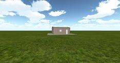 Cool 3D #marketing https://ift.tt/2JbFUP2 #barn #workshop #greenhouse #garage #roofing #DIY