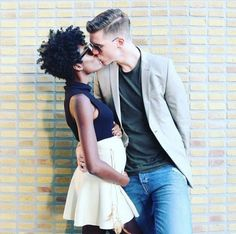 Gorgeous interracial couple #love #wmbw #bwwm #swirl DatingBlackWomen.org -Make black singles seeking white singles for dating, love, marriage or friendship. Meet singles outside your race has never been easier! Our site provides interracial dating service about black women dating white men, white women looking for black men,black men white women dating and white men who love black women online!