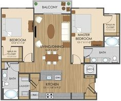 Image result for apartment floor plans