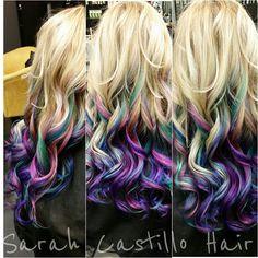 pravana hair color cocktail