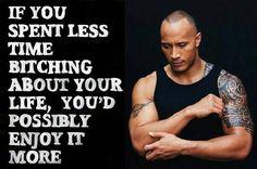 Word of wisdom from #rockgod