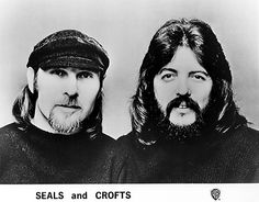 "Seals and Crofts were a band made up of Jim Seals (born James Seals, October 17, 1941) and Dash Crofts (born Darrell Crofts, August 14, 1940). The soft rock duo was one of the musical acts of the 1970s. They are best known for their Hot 100 No. 6 hits ""Summer Breeze"", ""Diamond Girl"", and ""Get Closer"".  The duo disbanded in 1980. They reunited briefly in 1991–1992 and again in 2004, when they released their final album, Traces"