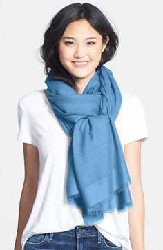 Mother's Day Gift Guide - cashmere scarf