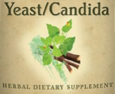 Yeast Candida Herbal Tincture Micro-Biota Support for Mouth and Intestines Dietary Supplement Formula Tonic Organic Certified USA