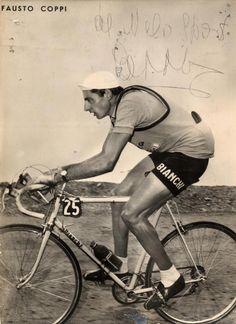 Fausto Coppi - http://roadbikesforsale24.com