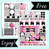 Free Planner Printables - Free Pretty Things For You