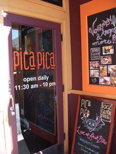 Pica Pica Arepa Kitchen - San Francisco, CA