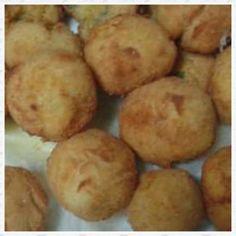 Bombe di patate ripiene