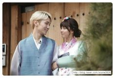 SHINee Key and Arisa - We Got Married Global Edition ♥