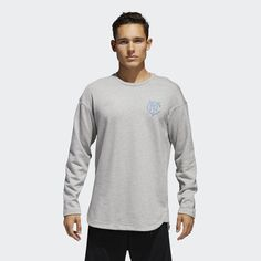 adidas New York City FC Tango Futures Sweat Jersey - Mens Soccer Hoodies & Sweatshirts