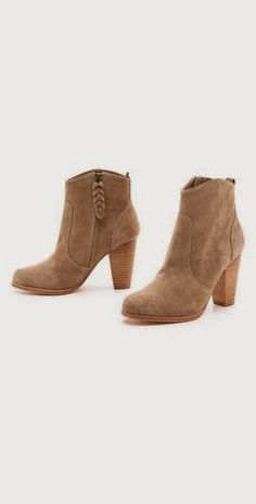 It All Appeals to Me: Everyday Boots & Booties